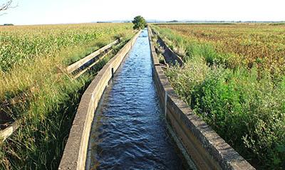 Canal-de-Riego