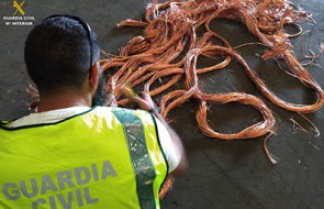 Cable-de-cobre_incautado_por_la_Guardia-Civil(Guardia-Civil)