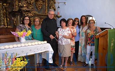El_sacerdote_Manuel-Benavides_con_algunas_cofradas_de_Jiménez-de-Jamuz(TAB)