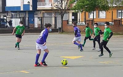 Partido-de-fútbol-sala